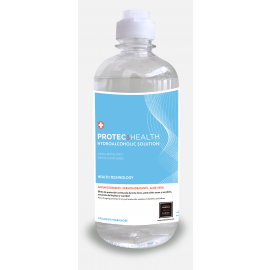 HPFAR023 GEL HIDROALCOHOLICO 1L BLUE